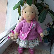 Куклы и игрушки ручной работы. Ярмарка Мастеров - ручная работа Варюша. Handmade.