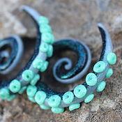 Субкультуры handmade. Livemaster - original item Luristanica sequined Tentacles (the tentacles,octopus). Handmade.