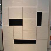 Для дома и интерьера ручной работы. Ярмарка Мастеров - ручная работа Шкаф push-to-open на заказ. Handmade.