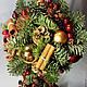 Новый год 2017 ручной работы. Новогоднее дерево. katarios.decor. Ярмарка Мастеров. Новогодняя елка, новогодний подарок, шишки