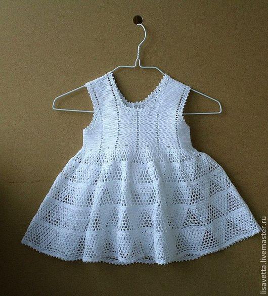 Одежда для девочек, ручной работы. Ярмарка Мастеров - ручная работа. Купить Белый виноград ( на 1,5-2,5 года). Handmade.