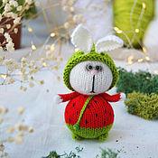 Куклы и игрушки handmade. Livemaster - original item Bunny Watermelon. Handmade.