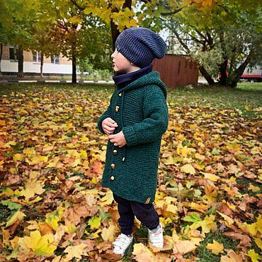 Одежда ручной работы. Ярмарка Мастеров - ручная работа Детское пальто. Handmade.