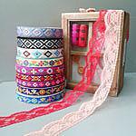 Текстильный сундучок - Ярмарка Мастеров - ручная работа, handmade