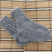 Носки ручной работы. Ярмарка Мастеров - ручная работа Пуховые  нежные  детские носки. Handmade.