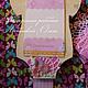 Персональные подарки ручной работы. Ярмарка Мастеров - ручная работа. Купить Фотоальбом для девочки в форме боди. Handmade. Розовый, Скрапбукинг