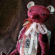 Куклы и игрушки ручной работы. Ярмарка Мастеров - ручная работа Мишка Москвич 55 см. Handmade.