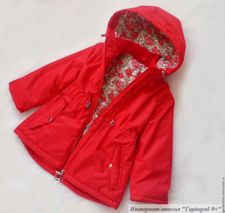 Выкройка детской куртки легко и качественно. Своими руками 97