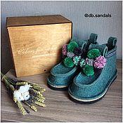 Обувь ручной работы handmade. Livemaster - original item boots designer magic