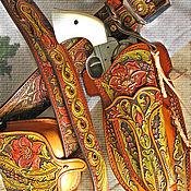 Сувениры и подарки ручной работы. Ярмарка Мастеров - ручная работа Набор для револьвера Кольт 1873.. Handmade.