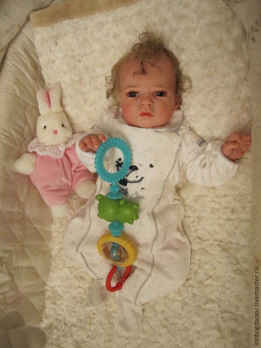 Куклы-младенцы и reborn ручной работы. Ярмарка Мастеров - ручная работа. Купить Кукла реборн Виола. Handmade. Кукла, реборны