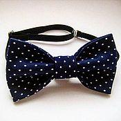 Аксессуары handmade. Livemaster - original item The bow tie. Handmade.