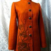 """Одежда ручной работы. Ярмарка Мастеров - ручная работа Пальто """" Ружене """". Handmade."""