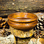 Посуда handmade. Livemaster - original item Small Bowl from the Siberian Elm tree in the Candy bowl Kitchenware of wood #V9. Handmade.