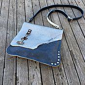 Сумки и аксессуары handmade. Livemaster - original item Leather tablet