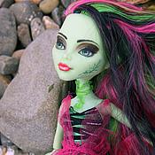 Куклы и игрушки ручной работы. Ярмарка Мастеров - ручная работа ООАК Венера Monster High. Handmade.