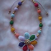 """Одежда ручной работы. Ярмарка Мастеров - ручная работа Слингобусы """"Цветик-семицветик"""". Handmade."""