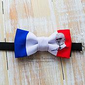 Аксессуары handmade. Livemaster - original item Bow tie Zidane. Handmade.