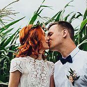 Одежда ручной работы. Ярмарка Мастеров - ручная работа Платье FW14/15, свадебное платье, платье невесты. Handmade.