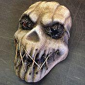 Mask for role playing handmade. Livemaster - original item Mask Of Dark Yorik. Handmade.