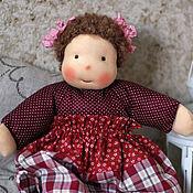 Куклы и игрушки ручной работы. Ярмарка Мастеров - ручная работа Машка пеленашка - кукла игровая ручной работы для девочки. Handmade.