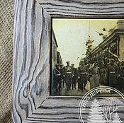 """Картины и панно ручной работы. Ярмарка Мастеров - ручная работа """"Приметы Империи, 1904"""" деревянное панно. Handmade."""