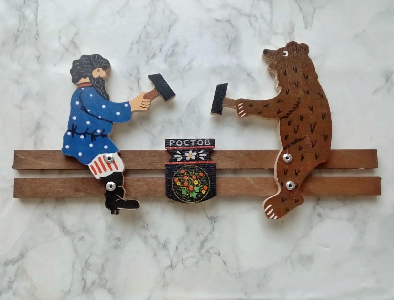 картинка медведи кузнецы дни