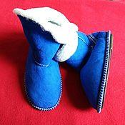 Обувь ручной работы handmade. Livemaster - original item Homemade ugg boots from Mouton. Handmade.