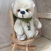 Куклы и игрушки ручной работы. Ярмарка Мастеров - ручная работа Мишка Мотя. Handmade.