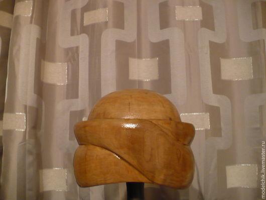 Манекены ручной работы. Ярмарка Мастеров - ручная работа. Купить 161 Болванка Чалма. Handmade. Болванка, шляпа, велюр
