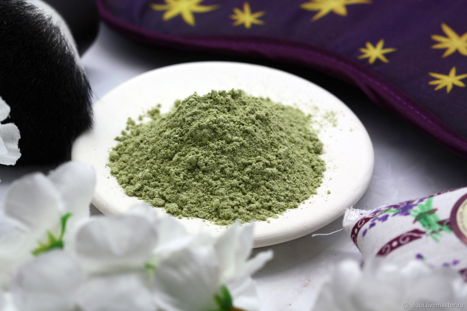 Therapeutic powder for oily and problem skin, Mask for the face, Moscow,  Фото №1