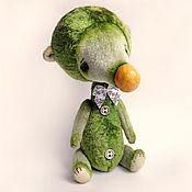 Куклы и игрушки ручной работы. Ярмарка Мастеров - ручная работа Мишка Тимка. Handmade.