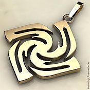 Фен-шуй и эзотерика handmade. Livemaster - original item Golden Znich. Handmade.