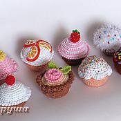 Куклы и игрушки ручной работы. Ярмарка Мастеров - ручная работа Низкокалорийные сладости )). Handmade.