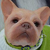Куклы и игрушки handmade. Livemaster - original item Reborn Dog Bellami artist Jade Warner.. Handmade.