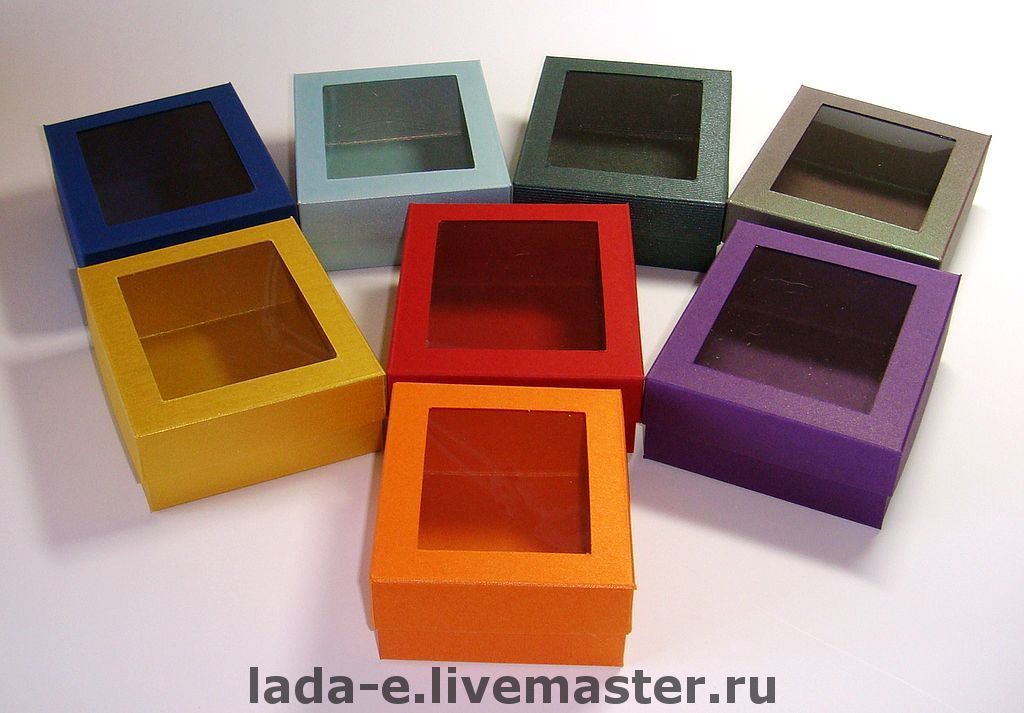 The box design paper box, Packing box, Moscow,  Фото №1