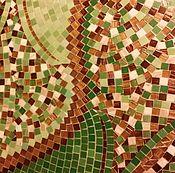 """Для дома и интерьера ручной работы. Ярмарка Мастеров - ручная работа Мозаика, Стол обеденный """"Лето"""". Handmade."""