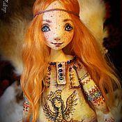 Куклы и игрушки ручной работы. Ярмарка Мастеров - ручная работа Яруша. Handmade.