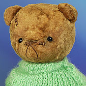 Куклы и игрушки ручной работы. Ярмарка Мастеров - ручная работа Мишка Тимофей ( 19 см ). Handmade.