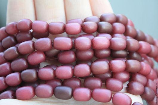 Для украшений ручной работы. Ярмарка Мастеров - ручная работа. Купить Семена пальмы Бури, тонированные,  красный виноград. Handmade.