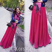 Юбки ручной работы. Ярмарка Мастеров - ручная работа Романтичная юбка Promenade любого цвета, размера и длины. Handmade.