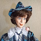 Куклы и игрушки handmade. Livemaster - original item The sound of music. Handmade.