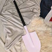 Аксессуары ручной работы. Ярмарка Мастеров - ручная работа Розовая лопата Pinky. Handmade.
