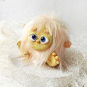 Куклы и игрушки handmade. Livemaster - original item Interior toy in the fantasy style. Crank. Handmade.