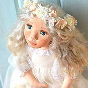 Куклы и игрушки handmade. Livemaster - original item angel. Textile doll. Handmade.