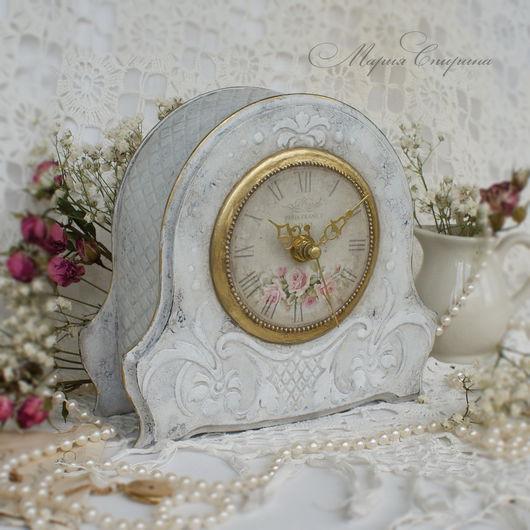 купить часы, часы шебби, часы прованс, часы винтаж, интерьер винтаж, часы для дачи, часы для загородного дома, стиль прованс, стиль винтаж, shabby shic, часы интерьерные, shabby chic clock, шебби-шик