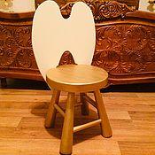 Стулья ручной работы. Ярмарка Мастеров - ручная работа Стулья: Детский стульчик. Handmade.