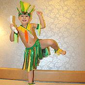 """Работы для детей, ручной работы. Ярмарка Мастеров - ручная работа Карнавальный костюм """"Папуас"""". Handmade."""