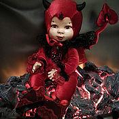 Куклы и игрушки ручной работы. Ярмарка Мастеров - ручная работа Дьяволяшик. Handmade.