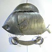 Подарки к праздникам ручной работы. Ярмарка Мастеров - ручная работа Рыба. Handmade.